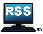 RSS Monitor, keyboard, mouse